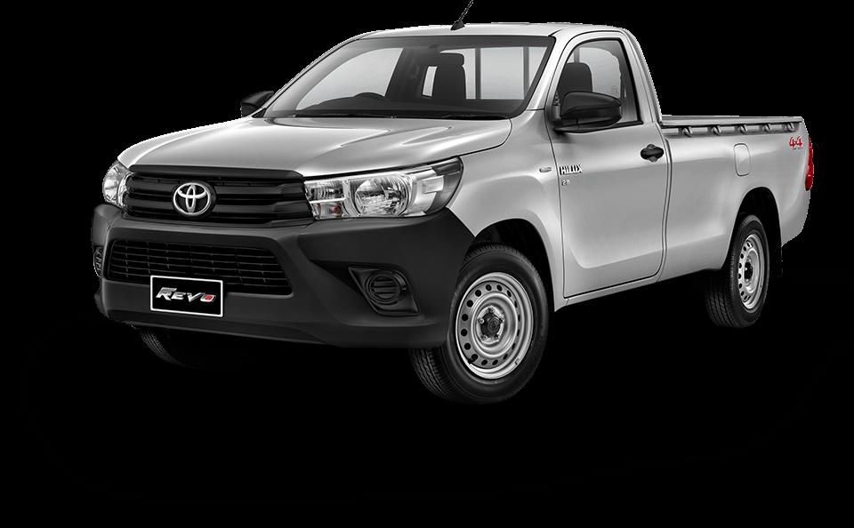 Toyota Hilux Revo Standard Cab 2.8J 4x4