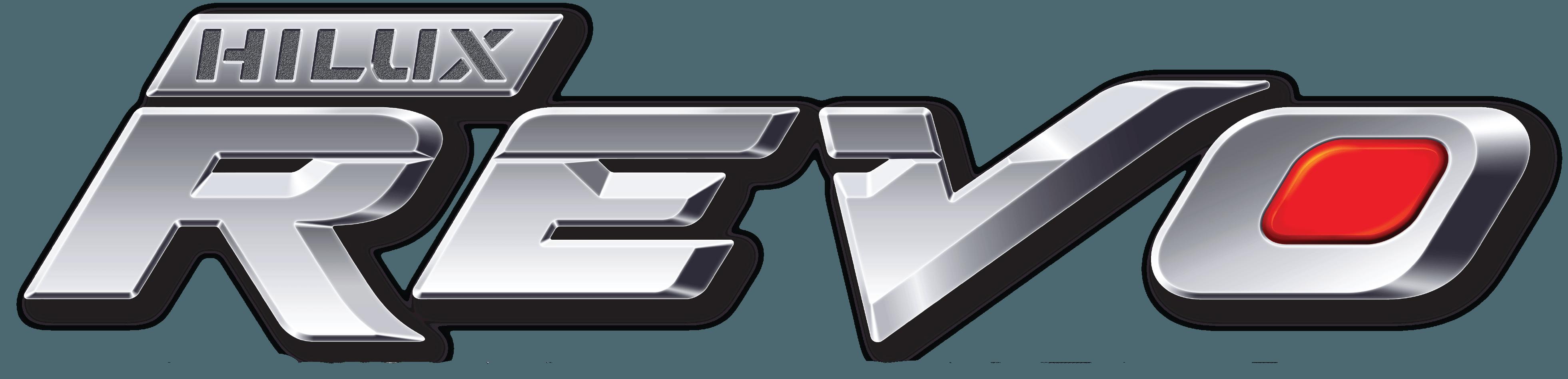 ไฮลักซ์ รีโว่ รุ่นสมาร์ท แค็บ Hilux Revo logo