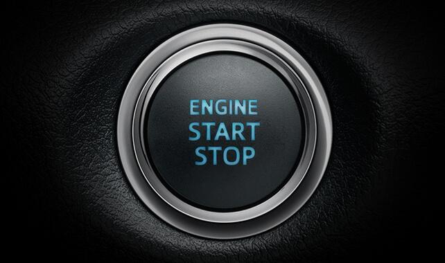 ระบบสตาร์ทเครื่องยนต์อัจฉริยะ Push Start
