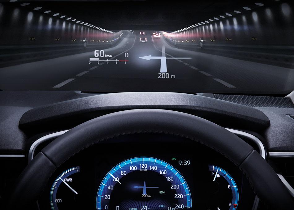 All-New Corolla Altis Interior-01
