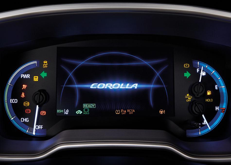 All-New Corolla Altis Interior-03