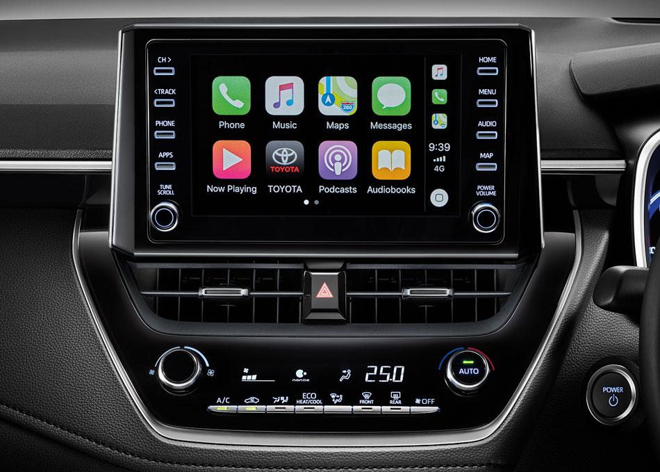 All-New Corolla Altis Interior-04
