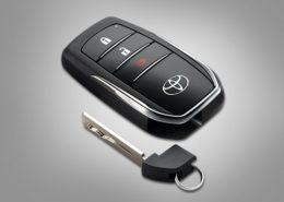 ข้อควรทราบสำหรับกุญแจ Immobilizer และ ระบบสัญญาณเตือนการโจรกรรม TDS ในรถยนต์โตโยต้า