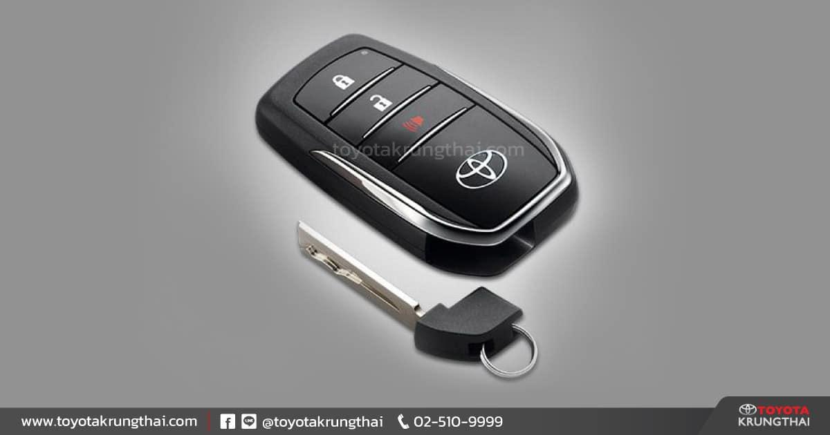 ข้อควรทราบสำหรับกุญแจ Immobilizer และ ระบบสัญญาณเตือนการโจรกรรม TDS