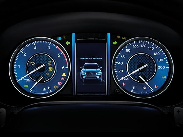 New Optitron Meter มาตรวัดเรืองแสงพร้อมจอแสดงข้อมูลขนาด 4.2 นิ้ว แสดงรายละเอียดการขับขี่อย่างชัดเจน