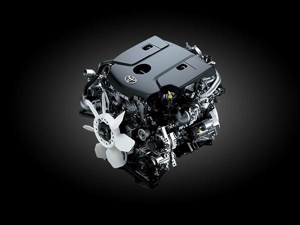 ที่สุดแห่งขุมพลังเครื่องยนต์ใหม่ เผาไหม้เชื้อเพลิงได้สมบูรณ์แบบให้แรงบิดสูงสุดในรอบกว้าง (Flat Torque) ตอบรับทุกการขับขี่อย่างเต็มสมรรถนะ ประหยัดน้ำมันยิ่งกว่า 2.4GD ENGINE กำลังสูงสุด 150 PS 3,400 RPM แรงบิดสูงสุด 400 NM 1,600-2,000 RPM ระบบเทอร์โบแปรผันประสิทธิภาพสูงส่งกำลังแรงต่อเนื่องทุกช่วงความเร็ว